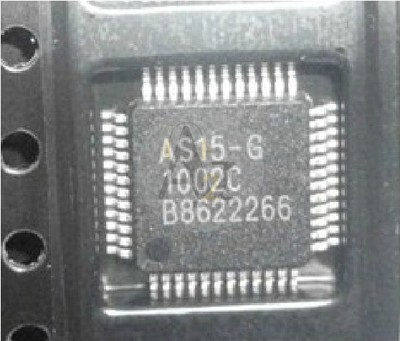 E-CMOS AS15-G 14+1 Channel Voltage Buffers for TFT LCD T-Con Repair