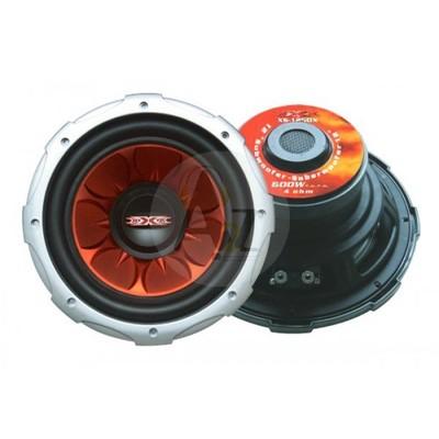 "XXX 12"" 600 watts Subwoofer XS-1250X"